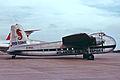 G-BISU Bristol 170 Freighter 31M Instone-Atlantic Air Transport MAN OCT87 (13123879064).jpg