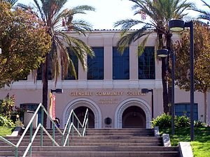 Administration Building of Glendale Community ...