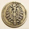 GERMANY 1875 -5 PFENNIG a - Flickr - woody1778a.jpg
