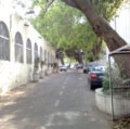 GGSIPU road at Kashmere Gate Campus.png