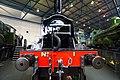 GNR 1 Class 4-2-2 steam locomotive No 1 at the National Railway Museum, York.jpg