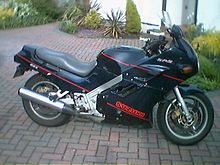 Suzuki GSX series - Wikipedia
