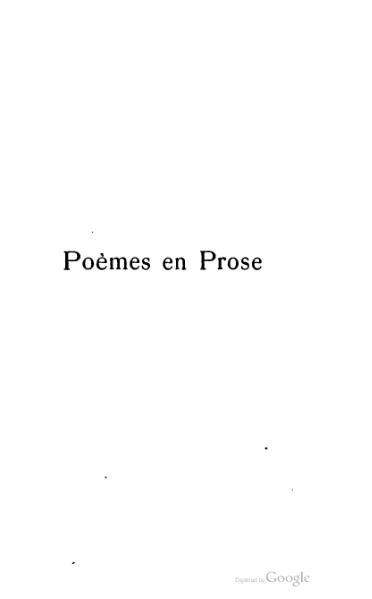 File:Gabriel de Lautrec - Poemes en prose.djvu