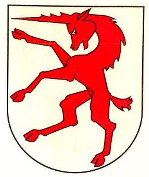 Frauenfeld District - Image: Gachnang