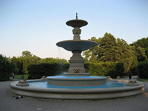 Gage Avenue (Hamilton, Ontario) - Gage Park Waterfountain
