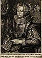Galle after van Dyck - Maria Anna of Austria, wife of Ferdinand III.jpg