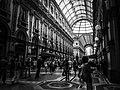 Galleria Vittorio Emanuele II bw 01.jpg