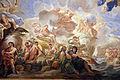 Galleria di luca giordano, 1682-85, trionfo di bacco 01.JPG