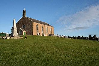 Gardenstown - Gamrie Parish Church