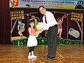 Gan Kim Yong at a PCF graduation ceremony - 20081113.jpg