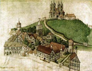 Px Garcaeus Marienkirche
