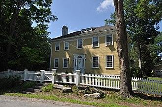 Laura Richards House - Image: Gardiner ME Laura Richards House