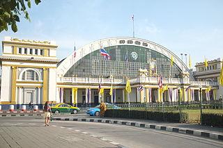 Rail transport in Bangkok