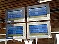Gare d Ermont - Eaubonne - Tableau affichage 01.jpg