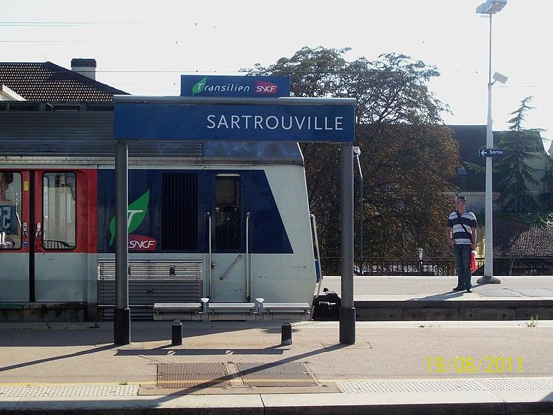 File:Gare de Sartrouville Z 6400(3).jpg