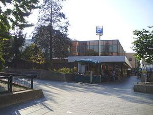 Vincennes Station - Image: Gare de Vincennes 01
