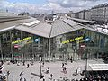 Gare du Nord Paris new part.JPG