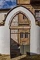 Gate to Armenian Church and Monastery Complex, North Nicosia, Cyprus.jpg