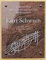 Gedenktafel Wacholderheide 31 (Mahld) Kurt Schwaen.jpg