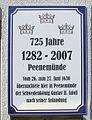 Gedenktafel Zum Hafen 4 (Peenemünde) Gustav II Adolf (Schweden).JPG