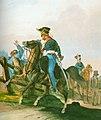Gendarm zu Pferd der Königlich hannoverschen Landgendarmerie um 1840.jpg