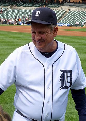 Gene Lamont - Lamont in June 2013