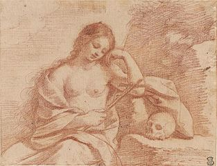 Maria Magdalena pokutująca