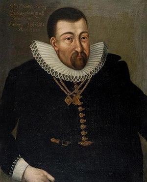 George Gustavus, Count Palatine of Veldenz - George Gustavus, Count Palatine of Veldenz.