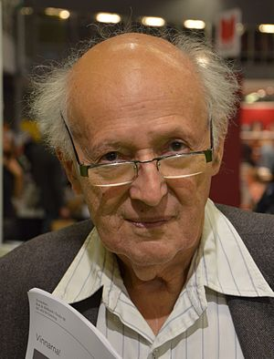 George Klein (biologist) - Georg Klein