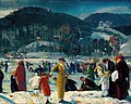 George Bellows - Love of Winter, 1914.jpg