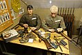 German soldiers cleaning rifles (33991341116).jpg