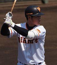 Giants okamoto38.JPG