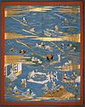 Gift Cover (Fukusa) with Agricultural Scenes of the Four Seasons LACMA AC1997.125.1.jpg