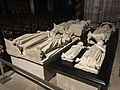 Gisants Basilique St Denis St Denis Seine St Denis 1.jpg