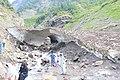 Glacier of Pakistan on the way to Naran.jpg