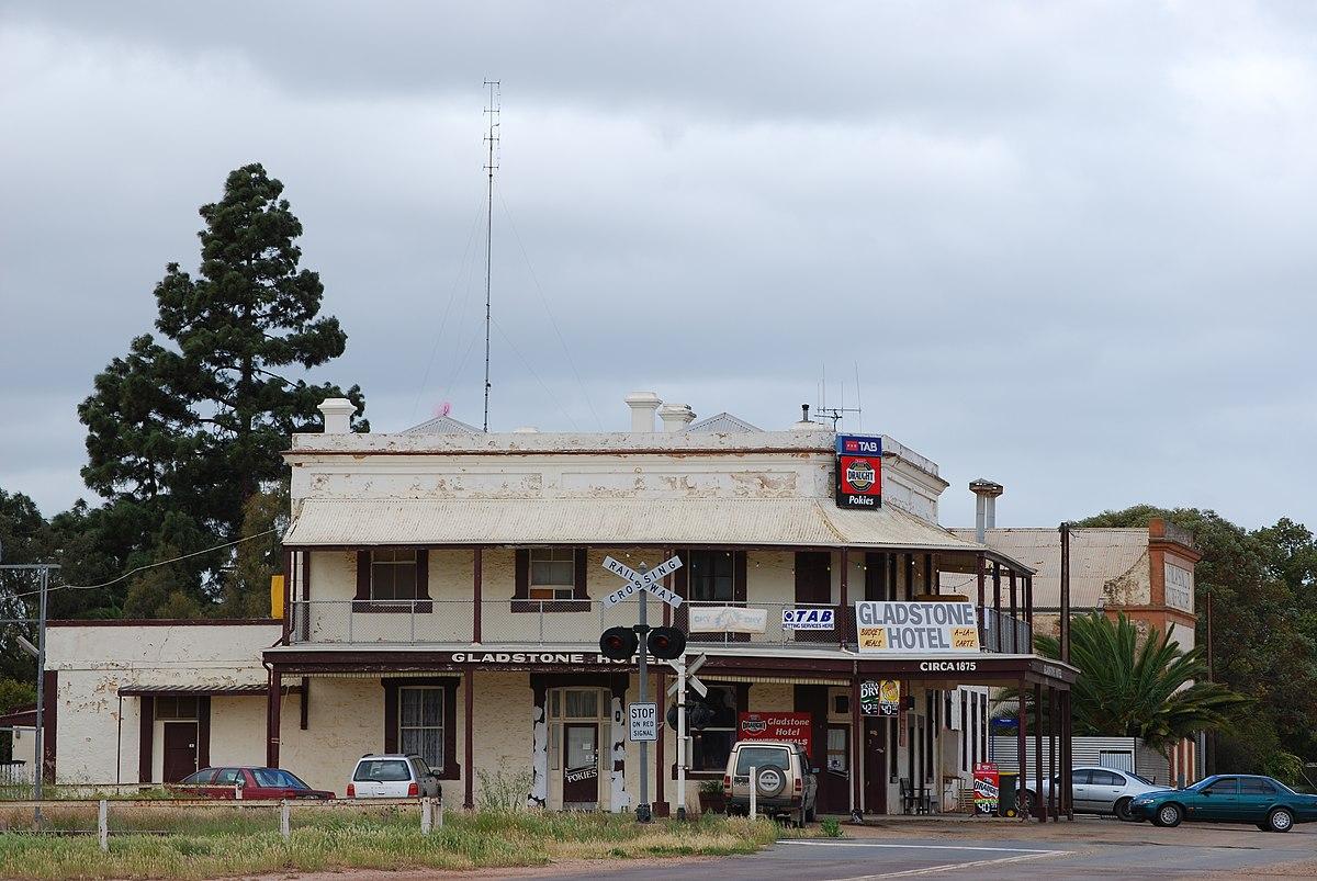 Gladstone south australia wikipedia - Accommodation port adelaide south australia ...