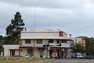 Gladstone, South Australia - Gladstone Hotel
