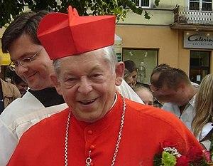 Cardinals created by John Paul II - Józef Glemp (1929–2013), made a cardinal on 2 February 1983.