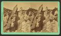 Glen Eyrie rocks, by Chamberlain, W. G. (William Gunnison).png