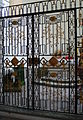 Gościkowo, wnętrze kościoła pw. WNMP, krata.JPG
