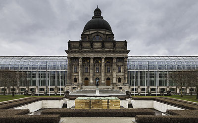 Gobierno Estatal de Bavaria, Múnich, Alemania, 2013-02-03, DD 04.JPG