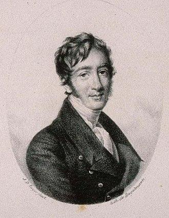 Godefroy Engelmann - Engelmann in 1825
