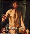 Goltzius, Hendrick, Man of Sorrows with a Chalice (Christ as Redeemer), 1614.jpg