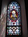 Gouttières (Puy-de-Dôme) église, vitrail 04.JPG