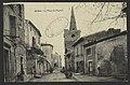 Grâne - La Place de l'Eglise (33726471784).jpg
