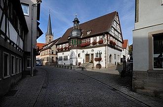 Grünsfeld - Grünsfeld