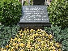 wilhelm maybach – wikipedia
