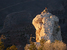 Grand Canyon National Park Watching Sunset 0205.jpg