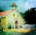 Grand Case Catholic Church, Saint Martin, French West Indies - panoramio.jpg