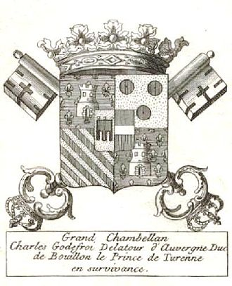 Grand Chamberlain of France - Grand Chambellan